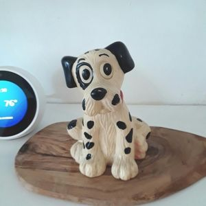 Vintage doggy bank 1981